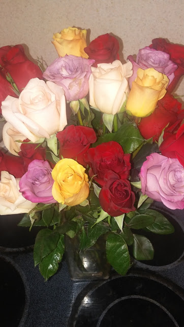Roses for my readers