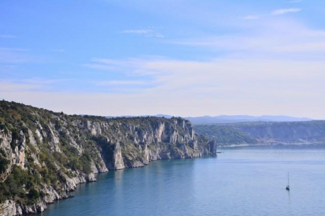 Sentiero Rilke, tra Mediterraneo e Carso
