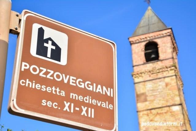 Oratorio di Pozzoveggiani, la prima tomba di Santa Giustina?