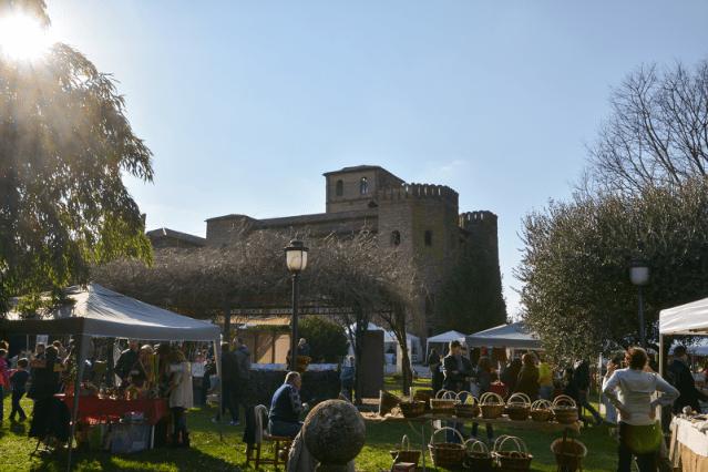 Il castello di Valbona e le sue presenze misteriose.