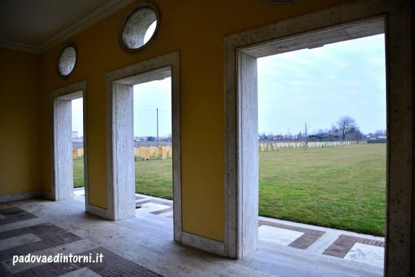 Padua War Cemetery - vista da ingresso ©RobertaZago - padovaedintorni.it