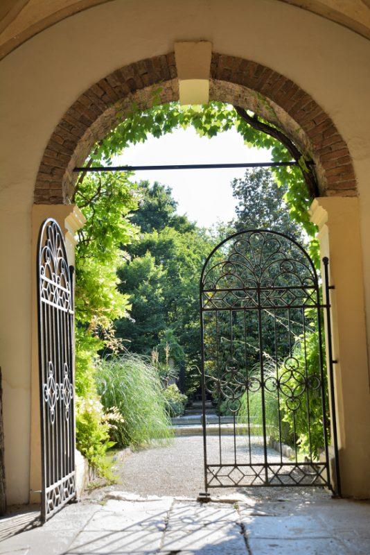 Castello San Pelagio esterno - padovaedintorni.it ©RobertaZago