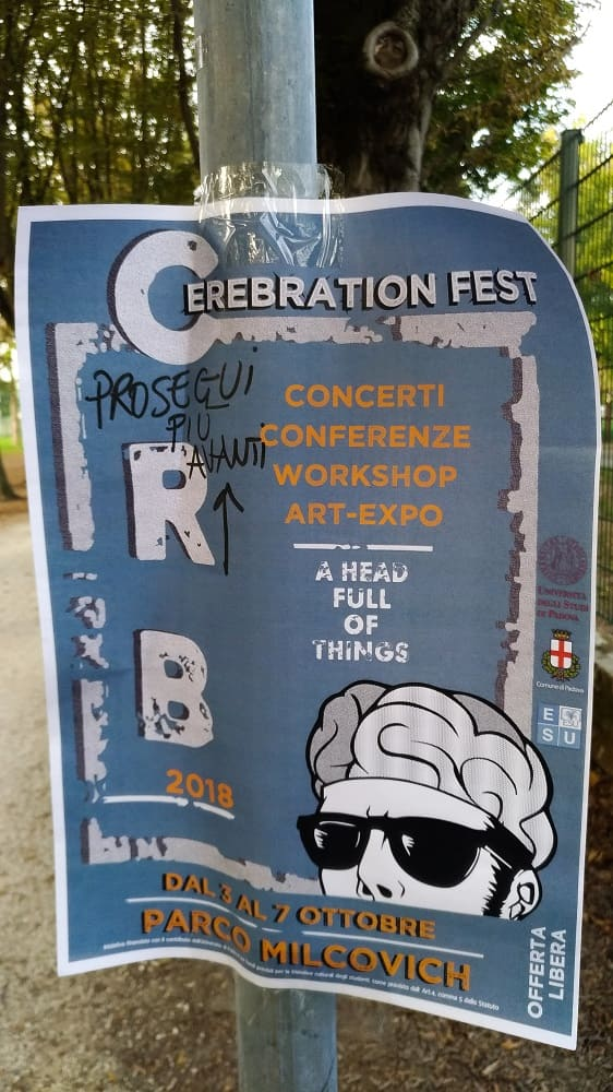 Cerebration Festival ©RobertaZago padovaedintorni.it