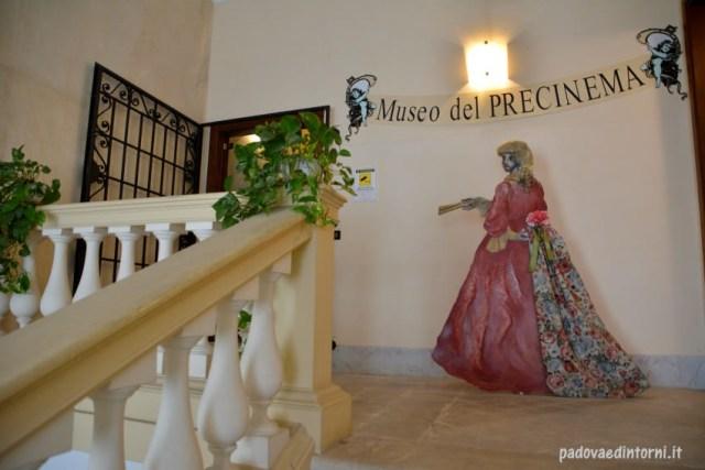 Museo del Precinema - ingresso - padovaedintorni.it ©RobertaZago