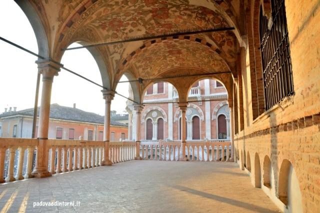 Palazzo della Ragione - vista sulla terrazza ©RobertaZago padovaedintorni.it