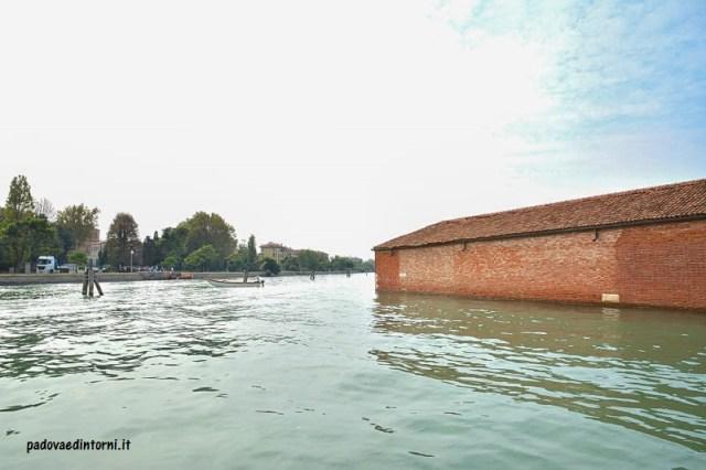 Lazzaretto vecchio Venezia - vista su Lido ©RobertaZago padovaedintorni.it