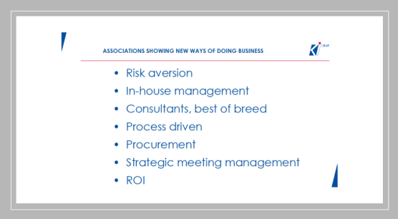 Associations & PCOs