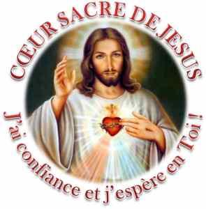 NEUVAINE AU SACRE COEUR DE JESUS – 06ème JOUR – 15 JUIN