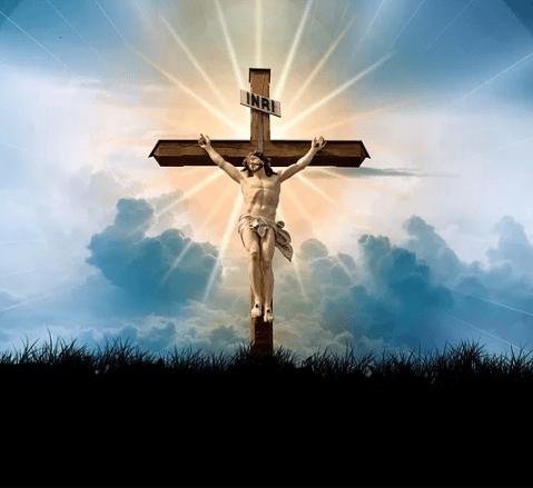 Se tourner vers la croix, c'est être sûr de sortir victorieux de tout mal