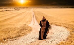 Celui qui se dit chrétien n'est pas encore arrivé, il est toujours en marche.