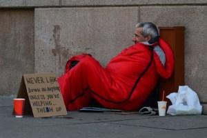 Le pauvre me permet de réveiller la présence de Dieu