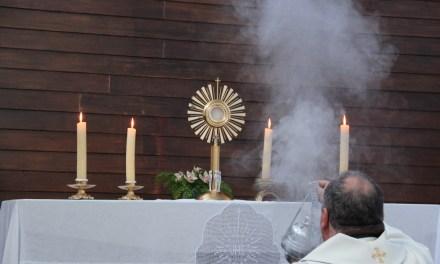 Workshop sobre adoração eucarística