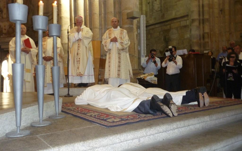 Ordenações na Sé Catedral da Guarda