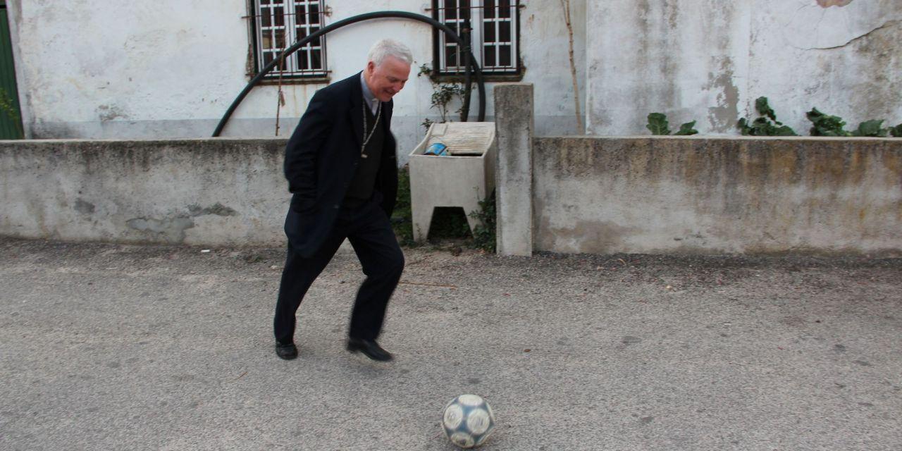 Respigos do jogo da bola – Aldeia de Joanes