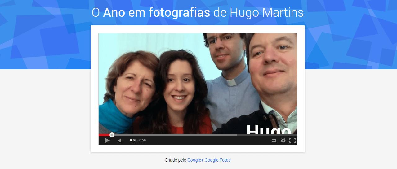 O Ano em fotografias Hugo Martins