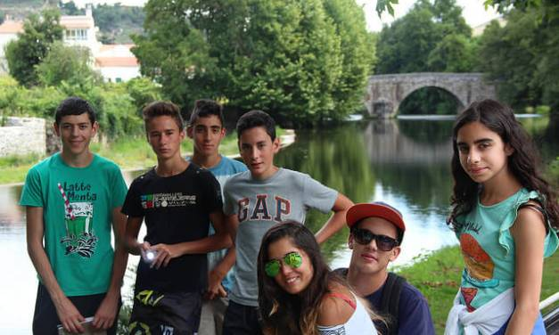 Diocese da Guarda: Encontro de jovens adolescentes