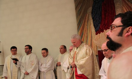 Retiro espiritual: padres da Diocese da Guarda.