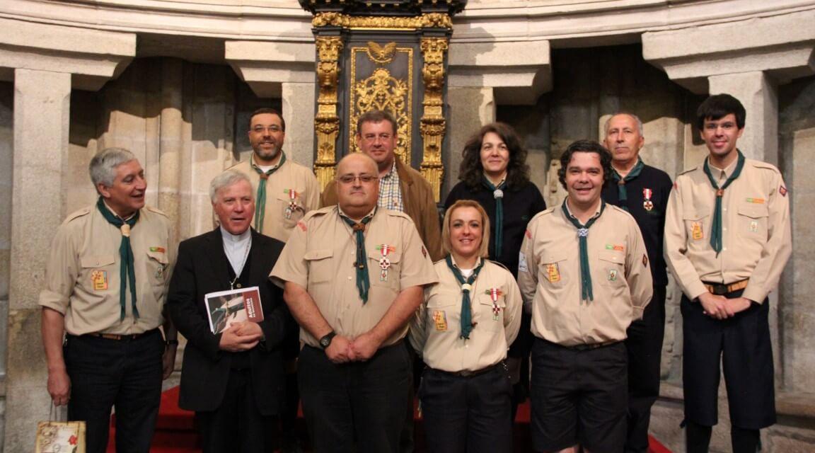 Junta Regional da Guarda do Corpo Nacional de Escutas – Escutismo Católico Português, toma Posse.