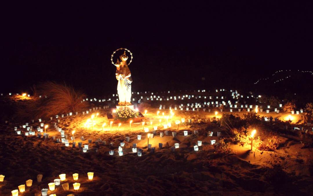 Festa delll'Assunta di Cammarana, una storia di quasi 300 anni