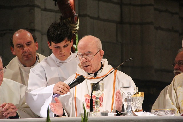 D. António dos Santos – 85º Aniversário Natalício