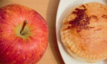 Receitas cá de casa: folhado de maçã