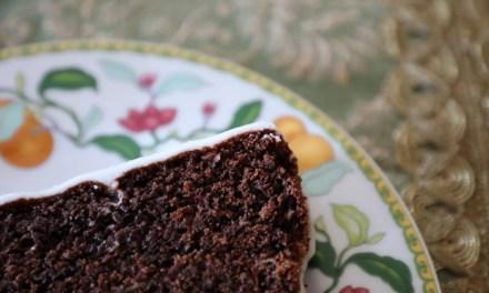 Receitas cá de casa: Bolo de chocolate