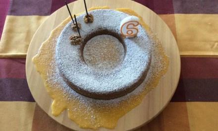 Receitas cá de casa: bolo de Anjo