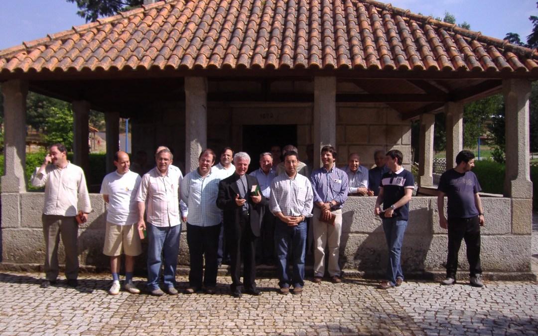 GOUVEIA: REENCONTRO COM O MEU PROFESSOR DE FILOSOFIA