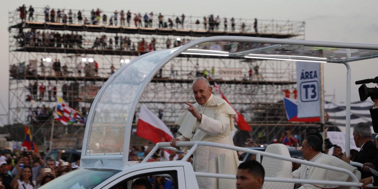 Jornada Mundial da Juventude, Panamá, 2019 – Testemunho do Padre Hugo Martins