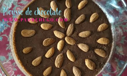 Receitas cá de casa: Mousse de chocolate II