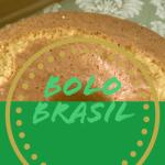 Receitas cá de casa: Bolo Brasil