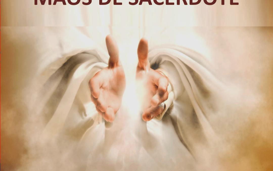 Mãos do sacerdote