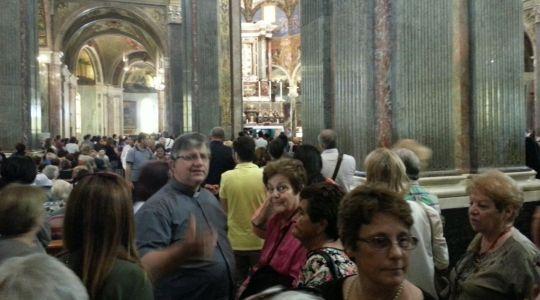 2.06 Z pielgrzymami z Rzymu do Pompei