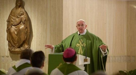 Papieska Msza: inwestujcie na niebiańskiej giełdzie!