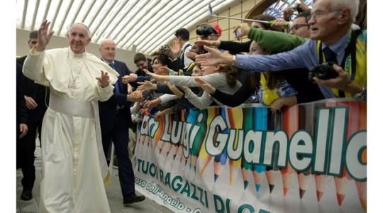 Papież do naśladowców św. Alojzego Guanelli: zawierzmy Miłości