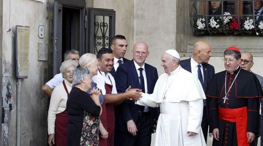 Papież do pracowników: humanizacja pracy, uczciwość, bezrobocie