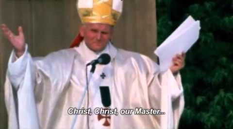 Jan Paweł II zmieniał świat - Niezwykły dokument