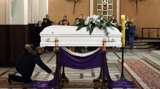 Pożegnanie Heleny Kmieć (Vatican Service News - 19.02.2017)