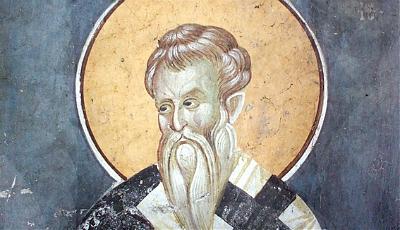 Święty Melecjusz, patriarcha