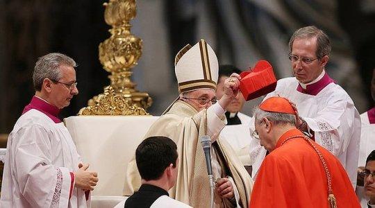 Papież ogłosił nowe nominacje kardynalskie (Vatican Service News 21-05.2017)