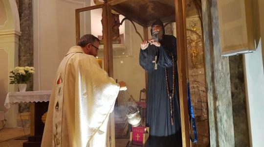 Bądźmy w jedności modlitewnej z wiernymi w Gragnano  (23.01.2018)