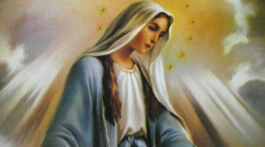 Nowenna przed uroczystością Niepokalanego Poczęcia Najświętszej Maryi Panny-Dzień VI  (4.12.2017)