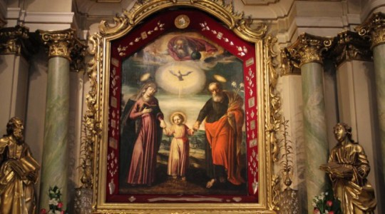 Papież ogłasza rok świętego Józefa (Vatican Service News - 17.11.2017)