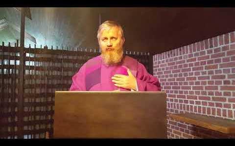 Katecheza sobotnia księdza Jarka - siła wiary w Dachau (11.11.2017)