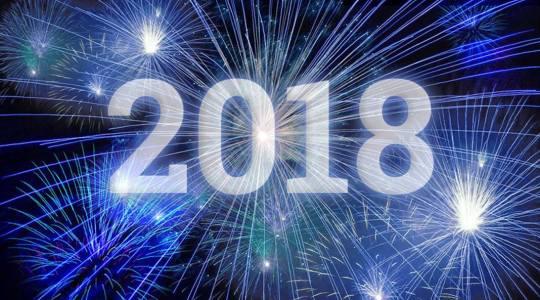 Nowy Rok 2018 zawitał już na ziemi (Vatican Service News - 31.12.2017)