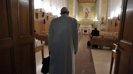 Papież rozpoczyna rekolekcje wielkopostne ( Vatican Service News - 18.02.2018)