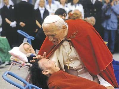 Przypomnienie nauczania świętego Jana Pawła II o chorych (Vatican Service News - 10.02.2018)