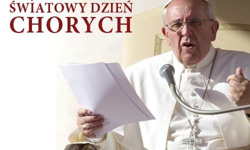 XXVI Światowy Dzień Chorego (Vatican Service News - 08.02.2018)