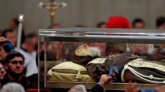 Papież odwiedzi dzisiaj Pietrelcinę i San Giovanni Rotondo (Vatican Service News - 17.03.2018)