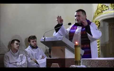 Kazanie rekolekcyjne księdza Tomasza Kosteckiego (02.03.2018)